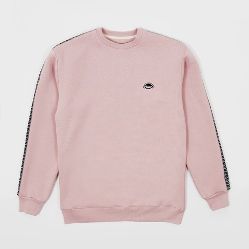 Свитшот Anteater Stripe розовый