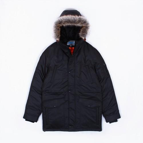 Куртка Anteater Alaska Winter черная