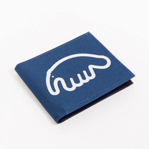 Кошелек Anteater Paper синий