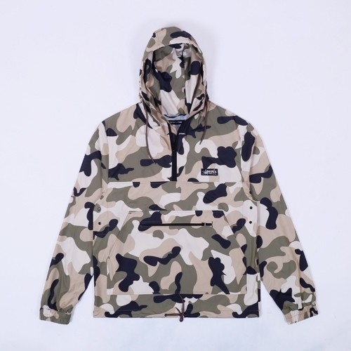 Анорак Anteater Spray camo bage