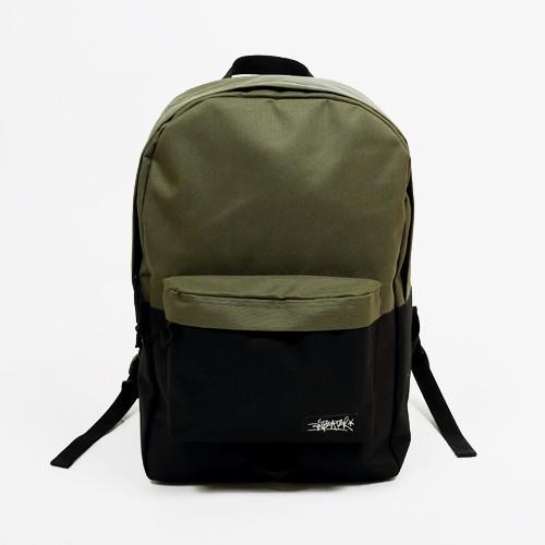 Рюкзак Anteater CityBag хаки / черный