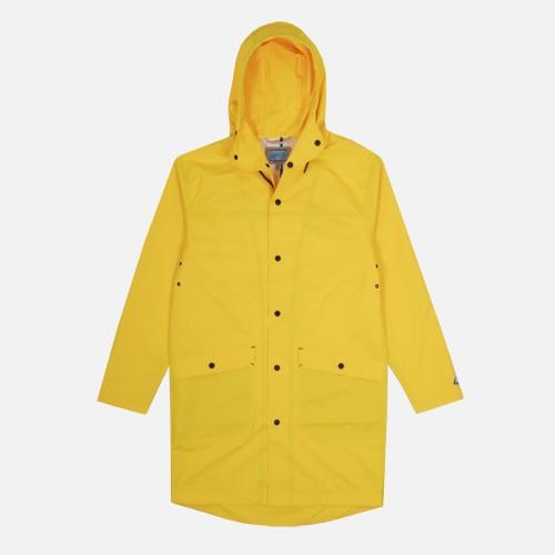Ветровка дождевик Anteater желтого цвета