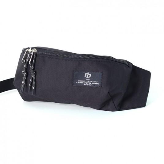 Поясная сумка GO fanny waist pack черная
