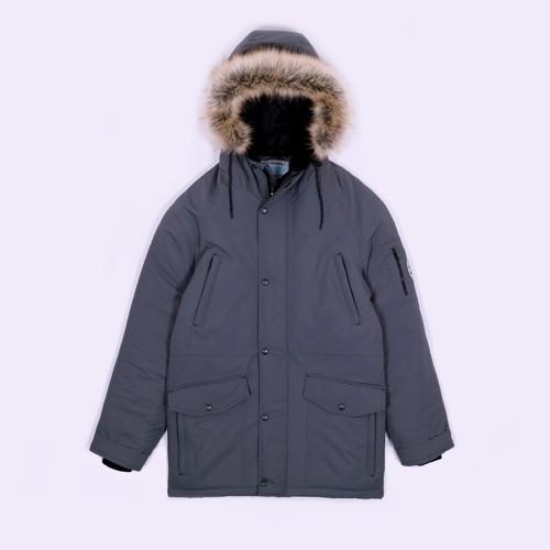 Куртка Anteater Alaska Winter светло-серая