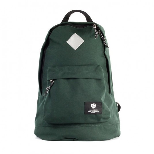 Рюкзак Gosha Orekhov Daypack m темно-зеленый