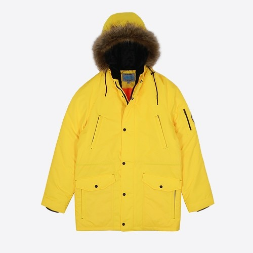 Куртка Anteater Alaska Winter желтая