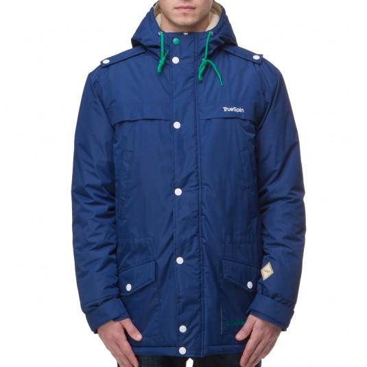 Куртка TRUESPIN Fishtail синяя