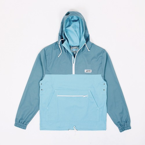 Анорак Anteater cotton blue