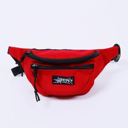 Поясная сумка Anteater WBag красная