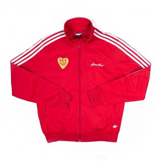 Олимпийка Adidas Originals x James Hunt