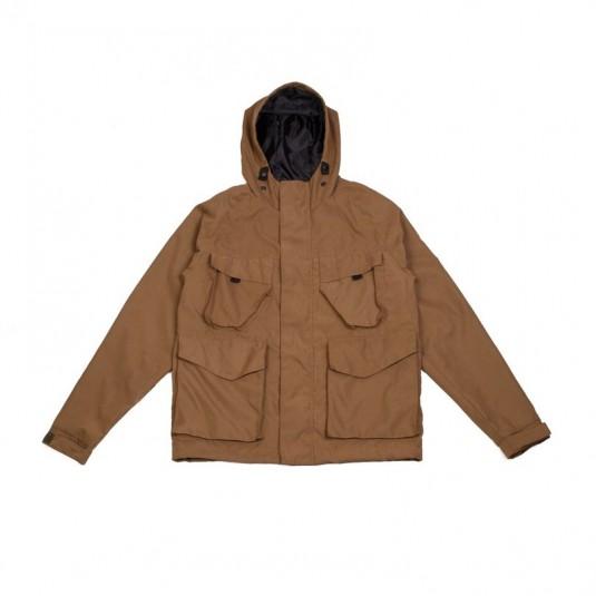Куртка Heartland Clothing хаки
