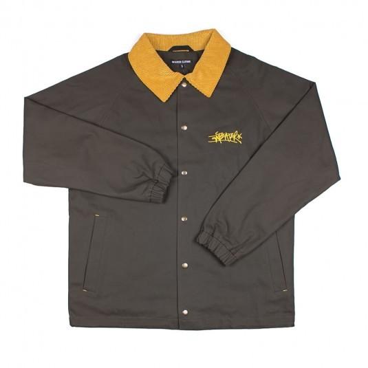 Куртка Anteater Coach Jacket коричневая