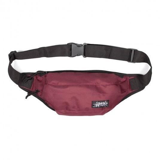 Поясная сумка Anteater бордовая