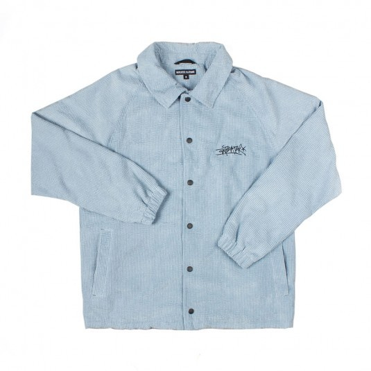 Куртка Anteater Coach Jacket вельветовая голубая