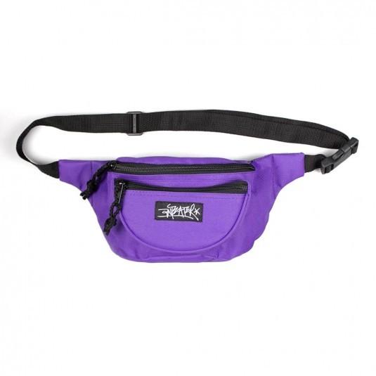 Поясная сумка Anteater WBag фиолетовая