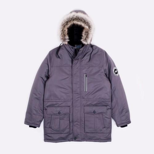 Куртка Anteater Tundra серая