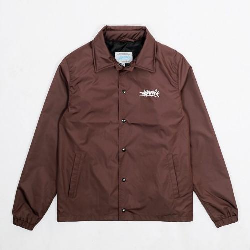 Тренерская куртка Anteater коричневая