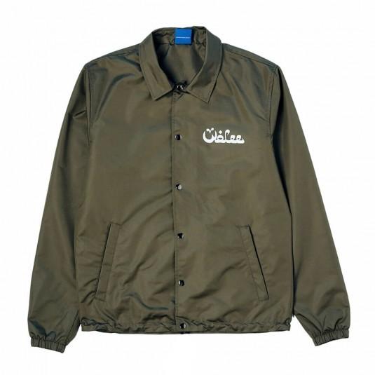 Куртка коуч WOLEE Arabic хаки