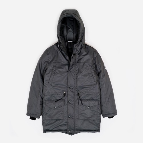 Куртка Anteater Parka Winter серая