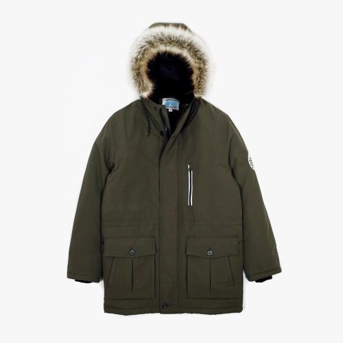 Куртка Anteater Tundra зеленая