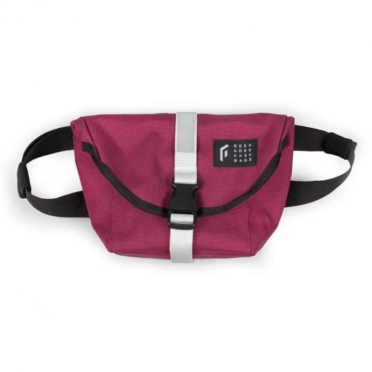 Поясная сумка Go Belt Bag бордовая