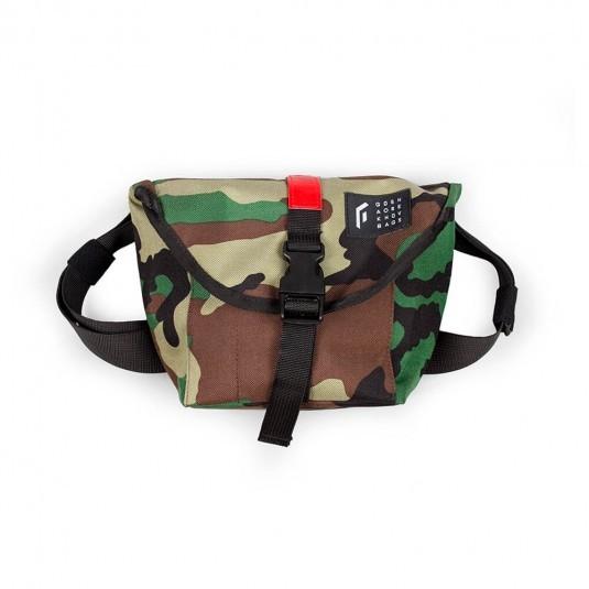 Поясная сумка Go Belt Bag камуфляжная
