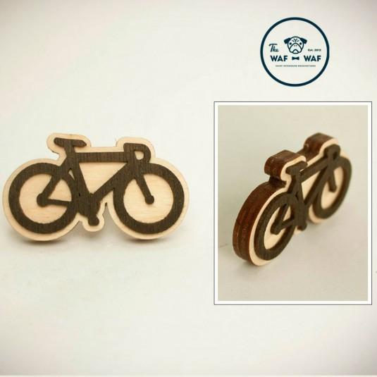 Значок WAF WAF Велосипед