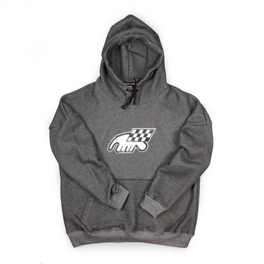 Худи Anteater Grey Logo Race