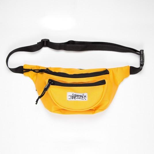 Поясная сумка Anteater WBag жёлтая