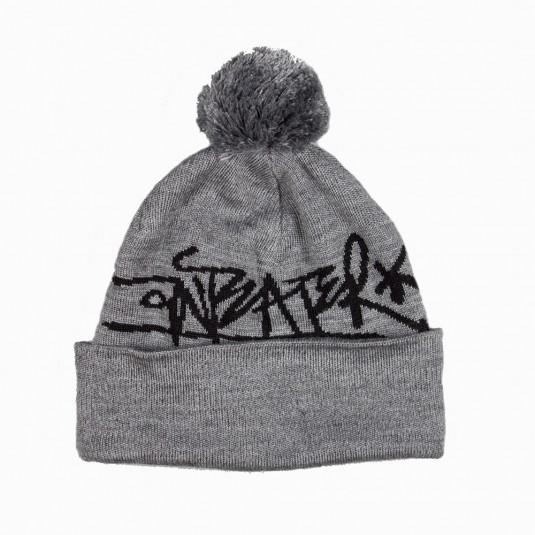 Шапка Anteater HatPom tag серая