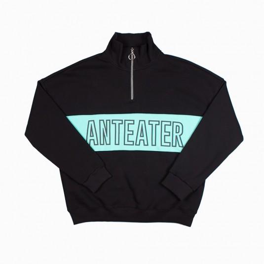 Свитшот Anteater zip combo mint