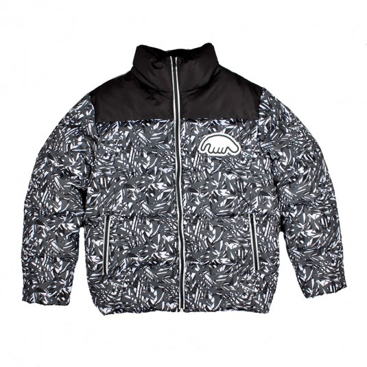 Куртка Anteater Downjacket dazzle серая