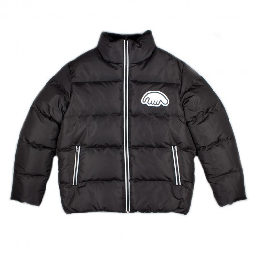 Зимняя куртка Anteater Downjacket черная