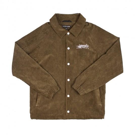 Куртка Anteater Coach Jacket вельветовая хаки