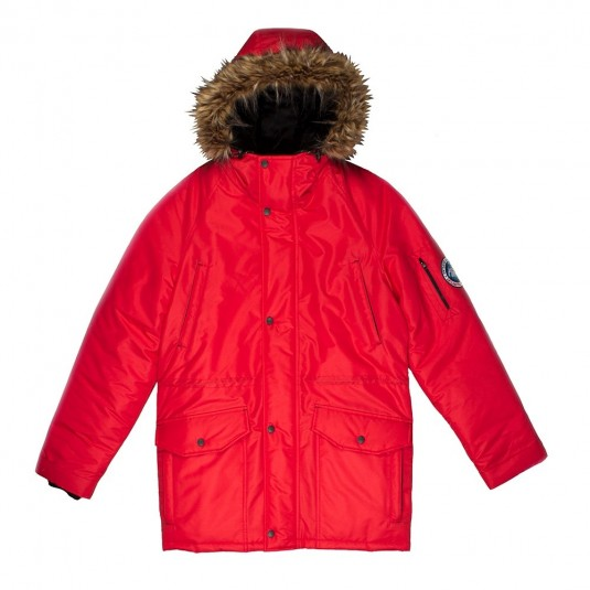 Куртка Anteater Alaska Winter red