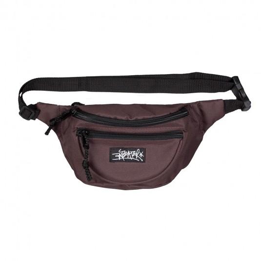 Поясная сумка Anteater WBag коричневая