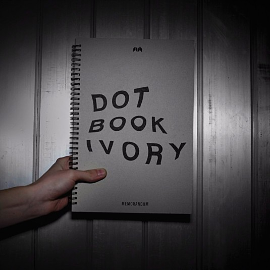 Скетчбук Dot Book Ivory Memorandum