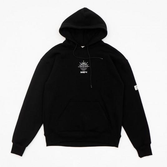 Худи МЕЧ Logo Warm Black