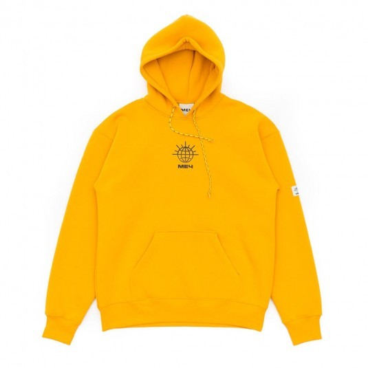 Худи МЕЧ Logo Warm Mustard