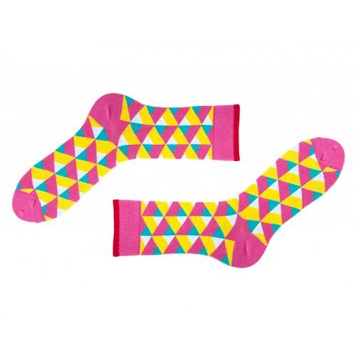 "Носки Sammy Icon ""Illusion pink"""