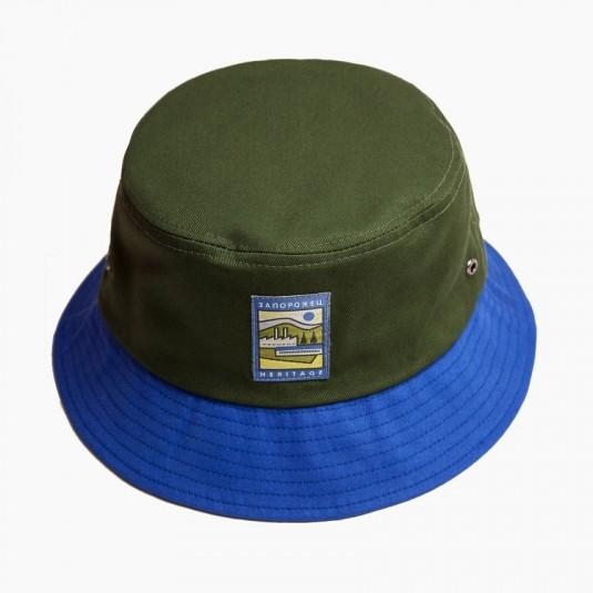 Панама ЗАПОРОЖЕЦ Фабрика зелёная