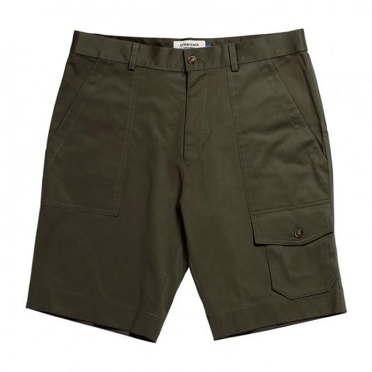 Шорты Syndicate Pocket Shorts Green