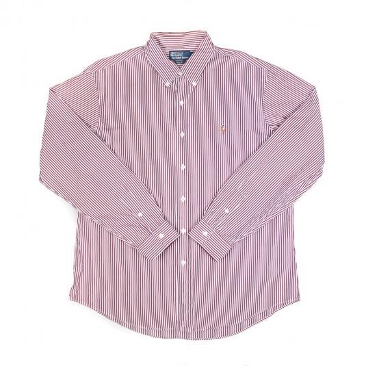 Рубашка Polo Ralph Lauren в полоску