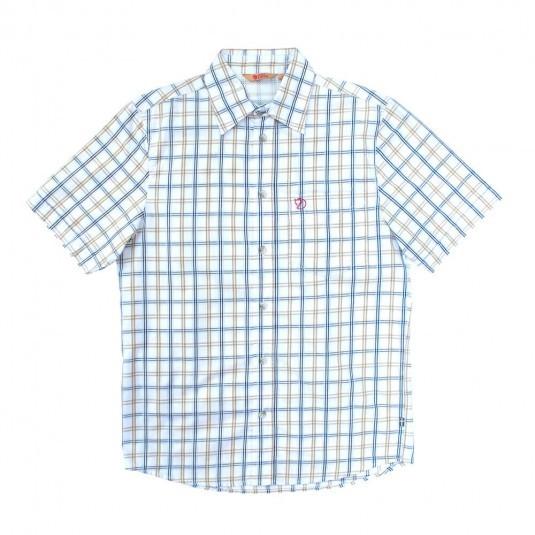 Рубашка Fjallraven в клетку