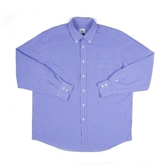 Рубашка Lacoste в мелкую клетку