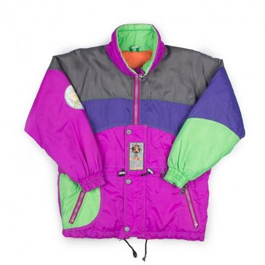 Утеплённая куртка Snow Bird