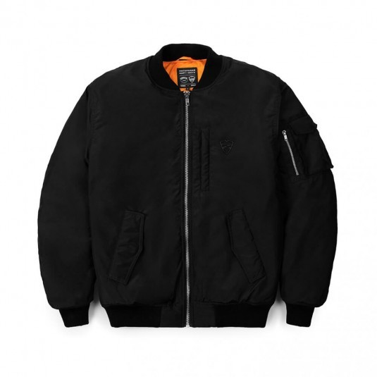 Куртка бомбер Питерский щит х ONYX