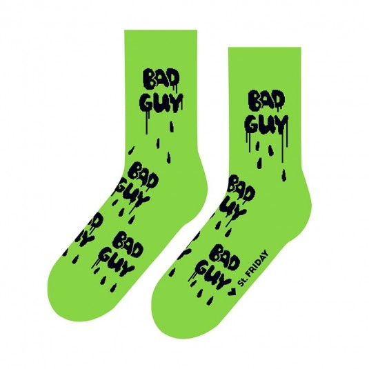 "Носки St.Friday ""Bad guy"""