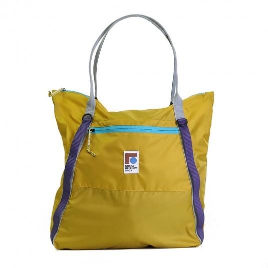 Шоппер Gosha Orekhov Tote Bag Nankin жёлтый