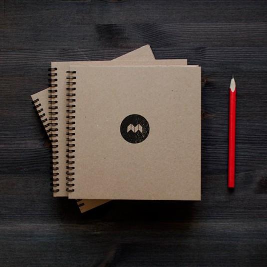 Скетчбук Ivory Square Book Memorandum